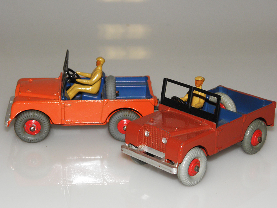 Toys Land Rover 96